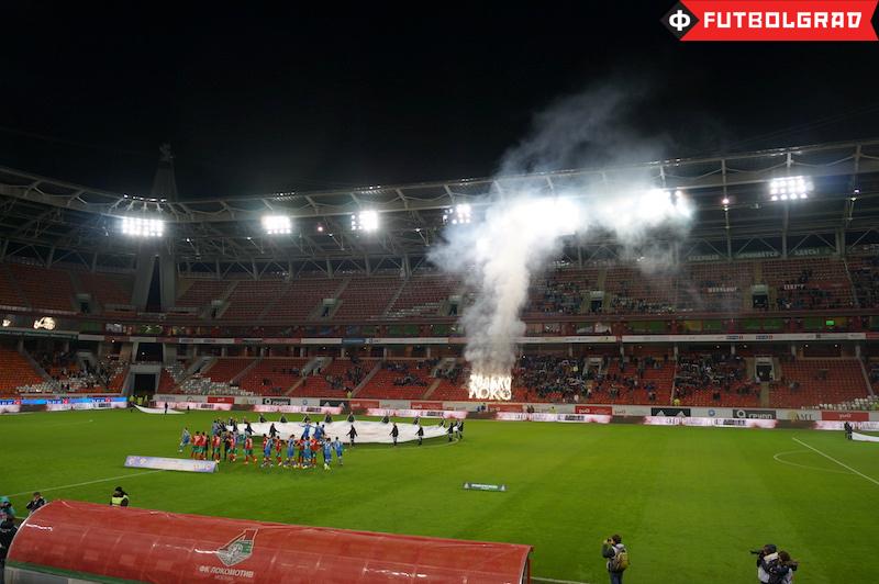 Lokomotiv has reasons to celebrate this season - Image via Manuel Veth