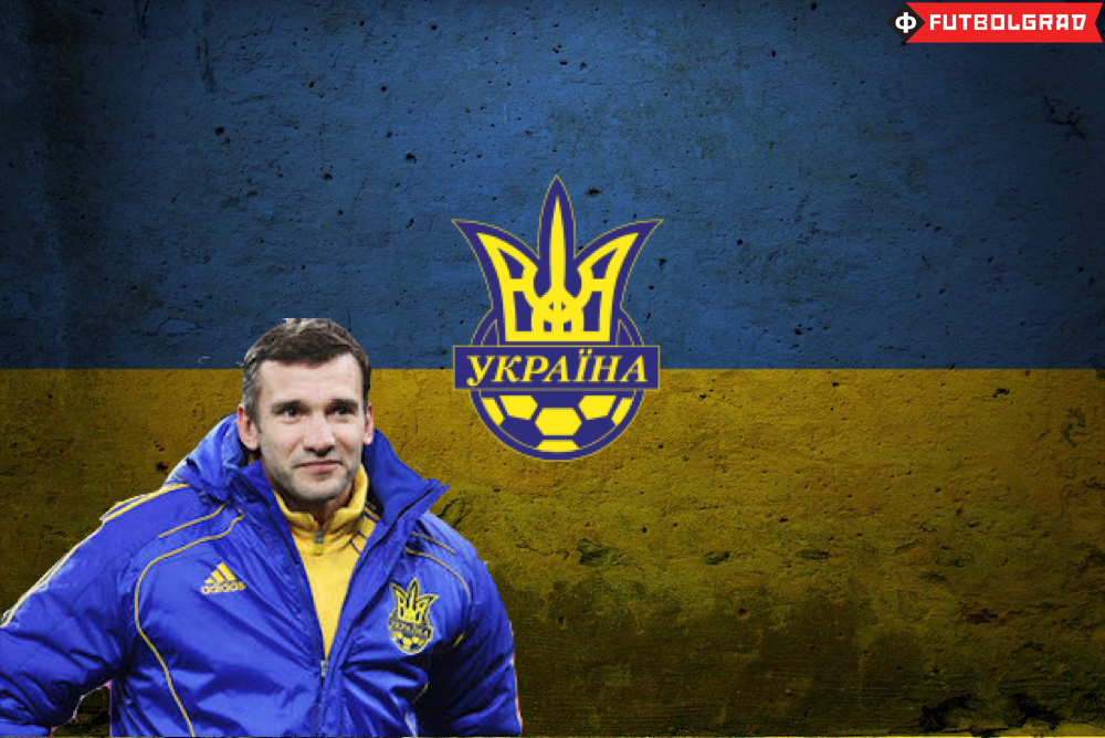 Shevchenko has joined Ukraine's coaching staff - Image via Manuel Veth