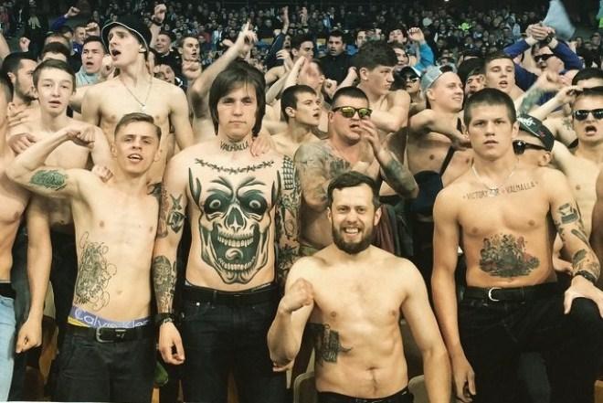 Rodychi Ultras Dynamo Kyiv
