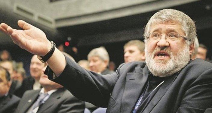 Kolomoyskyi has been criticized for his lack of commitment - Image via Sputnik News