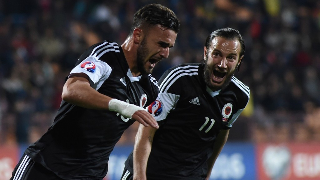 Hayrapetyan's comments raised suspicions over Albania's Euro 2016 Qualification - Image via abc