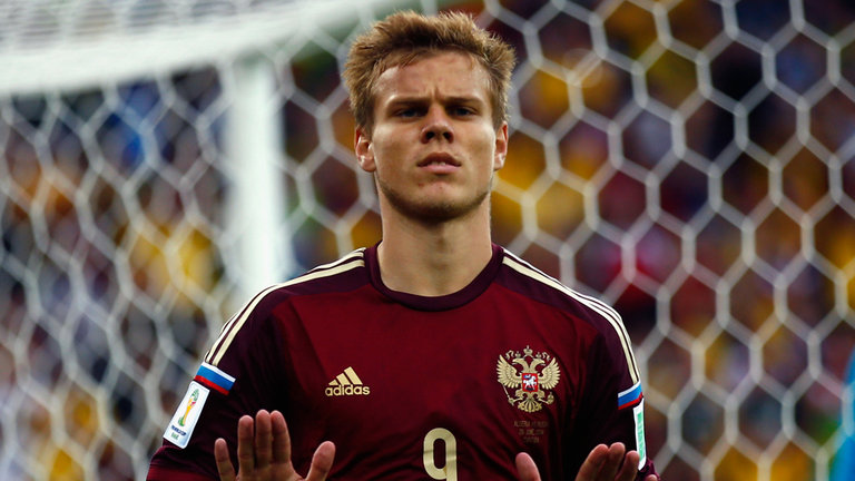 Aleksandr Kokorin - Will he ever fulfil his potential? Image via Soccernews.com
