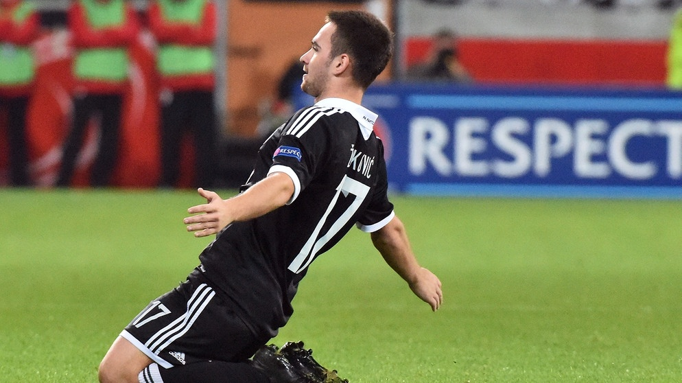 Partizan started well in the Europa League - Image via br.de