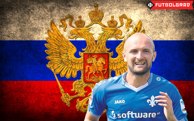 Konstantin Rausch is one of three potential naturalized players - Image via Manuel Veth