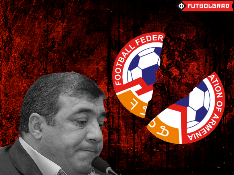 Ruben Hayrapetyan and the Perpetual Crisis of Armenian Football