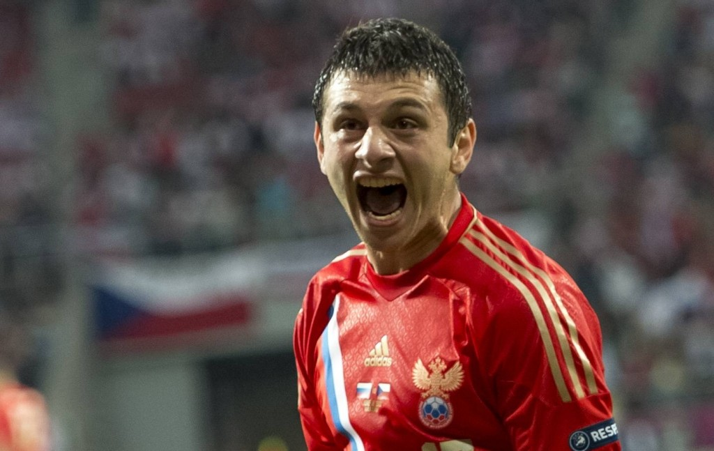 Alan Dzagoev has been in form for Slutsky - Image via abc