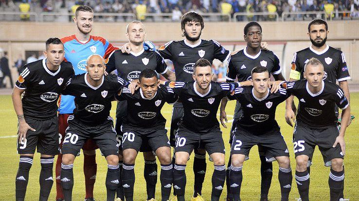 Qarabağ FC - Image via ESPN