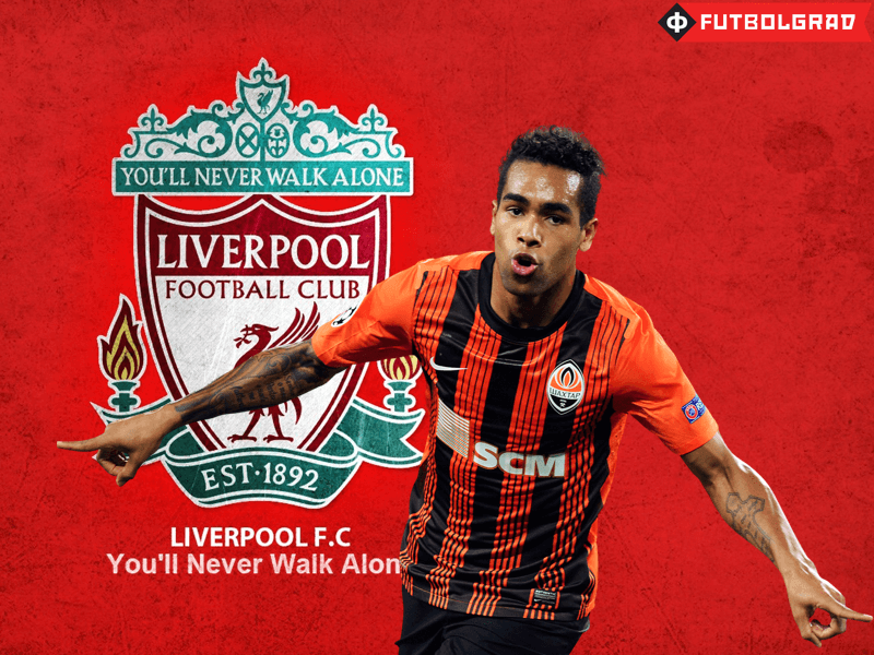 Alex Teixeira – Liverpool FC Transfer Update