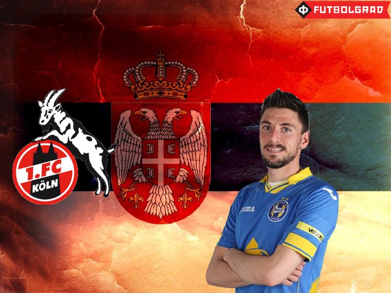 Filip Mladenović from BATE Borisov to 1. FC Köln