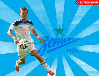 Kokorin – Time to Succeed at Zenit