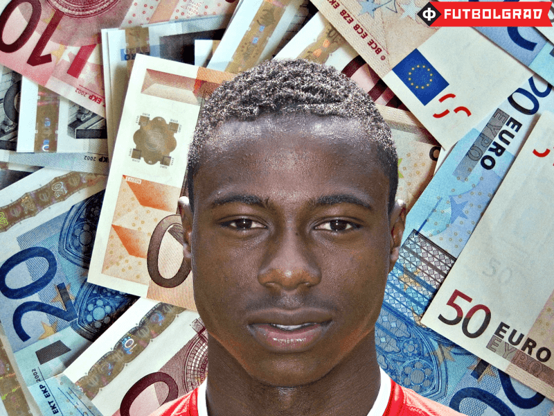 Spartak's €50 million man Quincy Promes