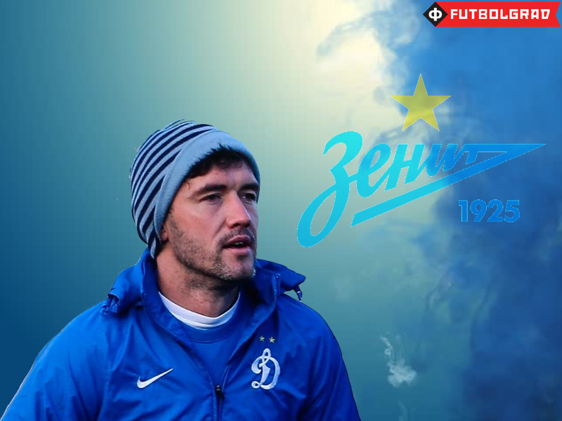Zhirkov is a transfer target at Zenit