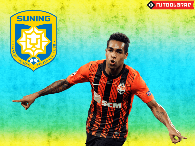 Alex Teixeira to China – A Stunning U-Turn