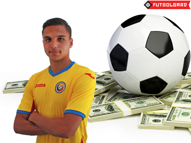 The story of Cristian Manea has been part of Futbolgrad's recent series on TPO transfer dealings