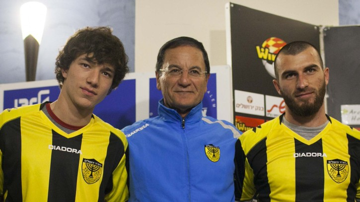The two Chechen Signings - Image via abc