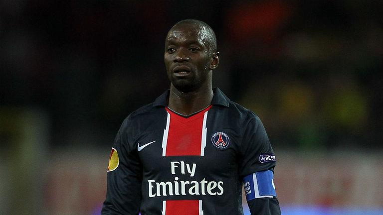 Yann M'Vila has often been compared to Claude Makelélé - Image via abc