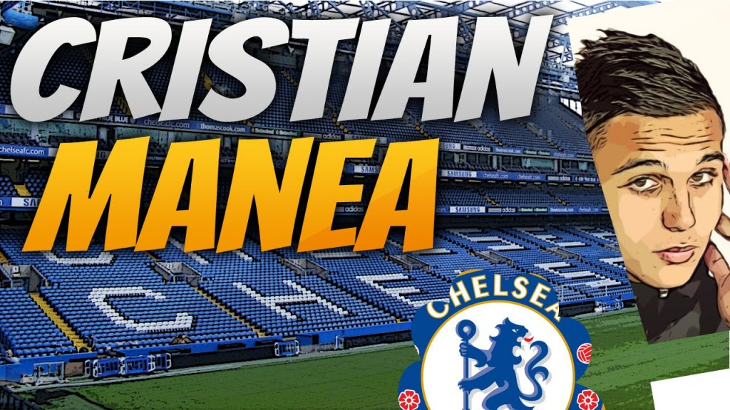 Illustration without substance as Manea never signed for Chelsea - Image via YouTube