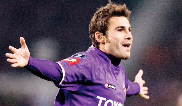Adrian Mutu playing for Fiorentina - Image via abc
