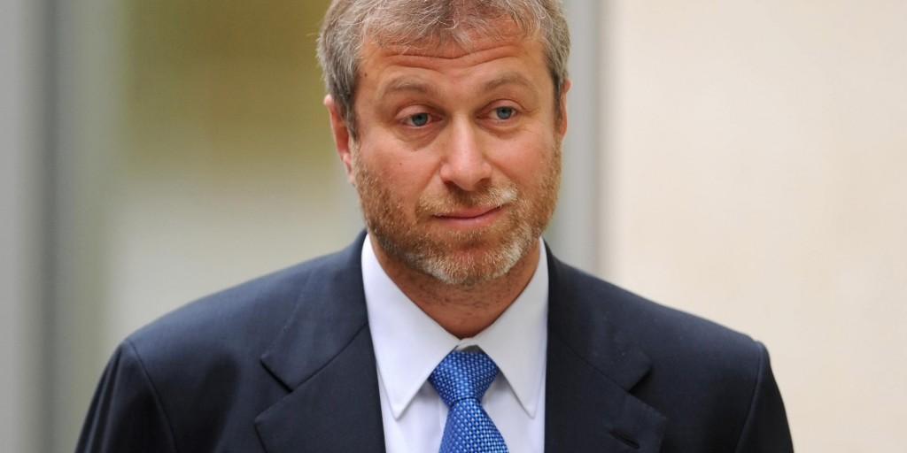 Chelsea FC owner Roman Abramovich - Image via Huffington Post