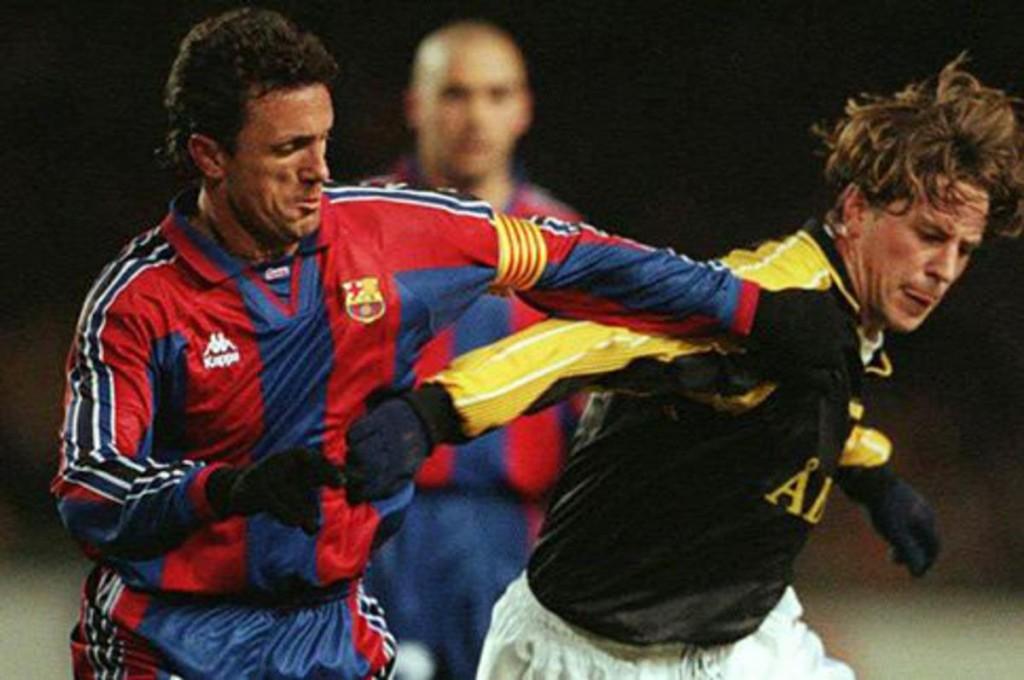 Former Barcelona captain Gheorghe Popescu - Image via abc