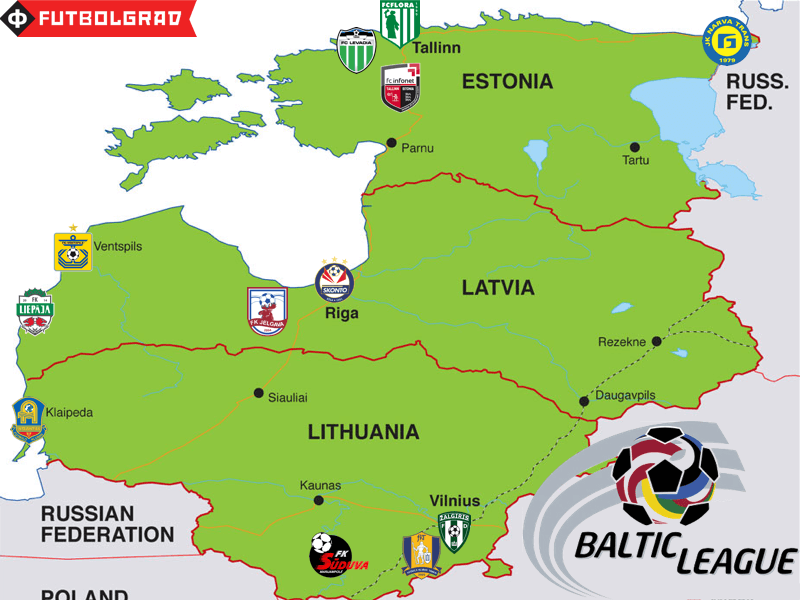 A more permanent Baltic League could help to make football more competitive in the Baltic nations.