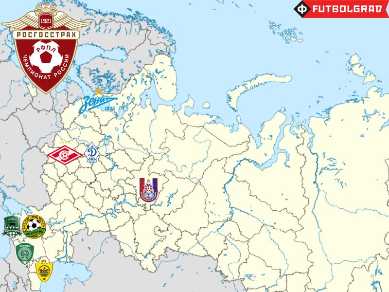 Russian Football Winter Premier League Group A
