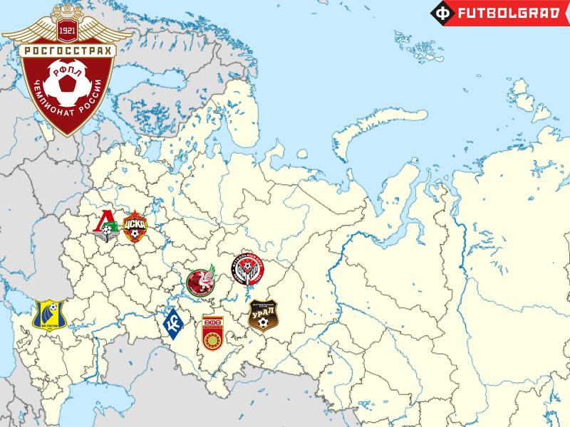 Russian Football Winter Premier League Group B