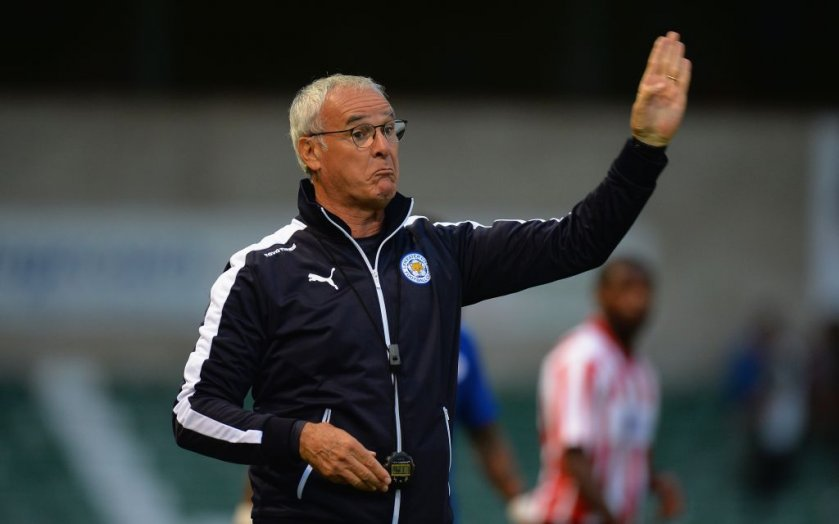 Claudio Ranieri has orchestrated Leicester's unlikely rise to the top of the EPL - Image via abc