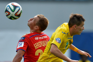 Dmitry Poloz here in action against CSKA Moscow - Image via abc