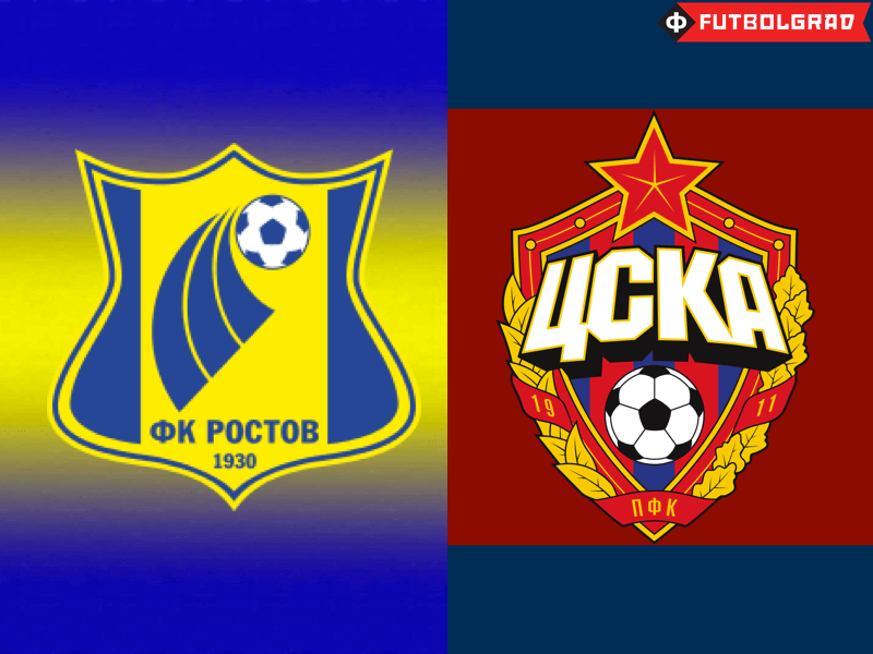 FC Rostov vs CSKA Moscow - An Unlikely Match of the Day - Futbolgrad 71c78eb93