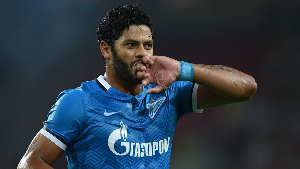 Zenit and Mitrofanov have convinced Hulk to stay at Zenit - Image via beinsport