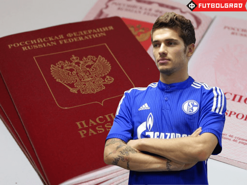 Roman Neustädter – Russian Passport Problems