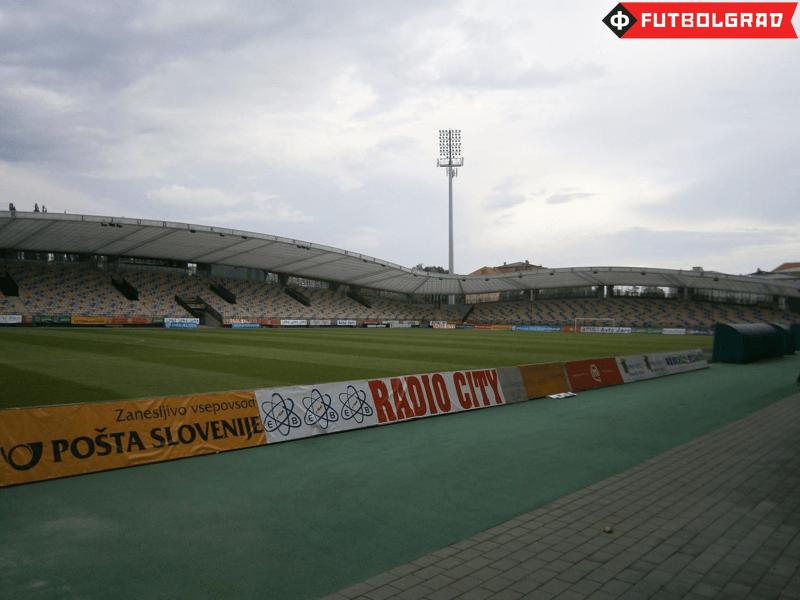 NK Maribor's Ljudski vrt - Image via François Jacquemin