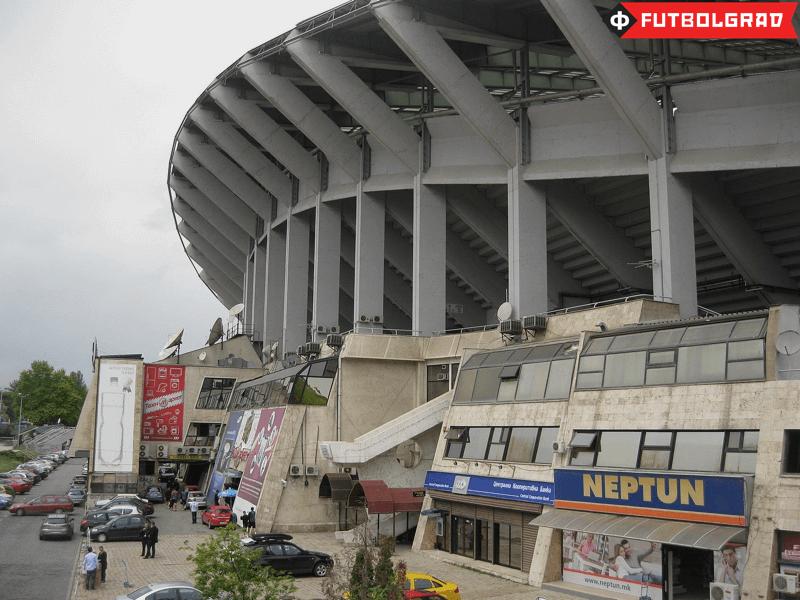 Philip Arena II