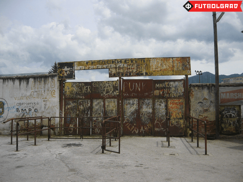 The Grand Balkan Football Tour