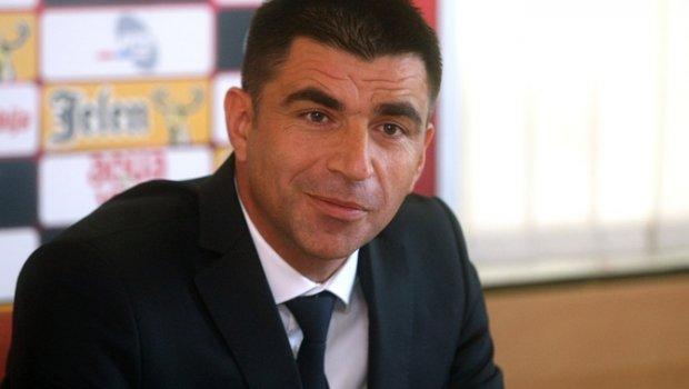 Radovan Curcic didn't want to get involved in the Živković saga - Image via telegraf.rs