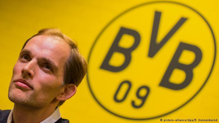 Borussia Dortmund coach Thomas Tuchel - Image via Deutsche Welle