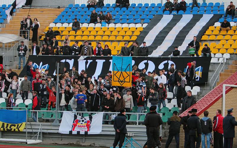 Zorya Luhansk had much to celebrate this season