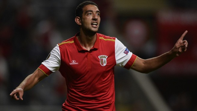 Hassan is one of Braga's biggest stars - Image via UEFA.com