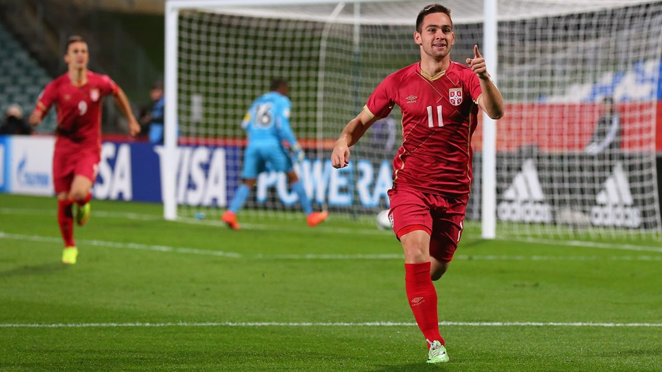 Andrija Živković has been one the brightest Serbian talent in recent years, but his story has turned into a tragedy - Image via abc