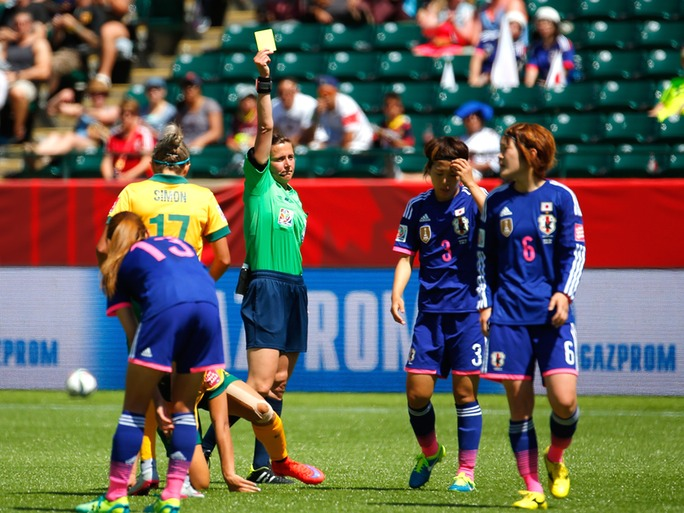 Monzul at the 2015 FIFA Women's World Cup in Canada - Image via abc