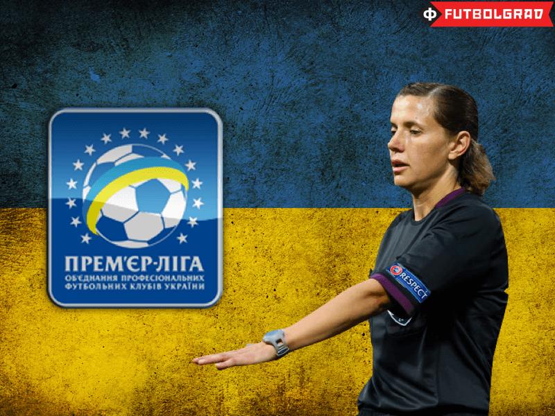 Kateryna Monzul Makes Ukrainian Premier League History
