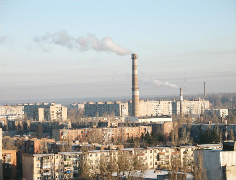 Oleksandriya is a relative nondescript town in the Kirovhard Oblast - Image via abc
