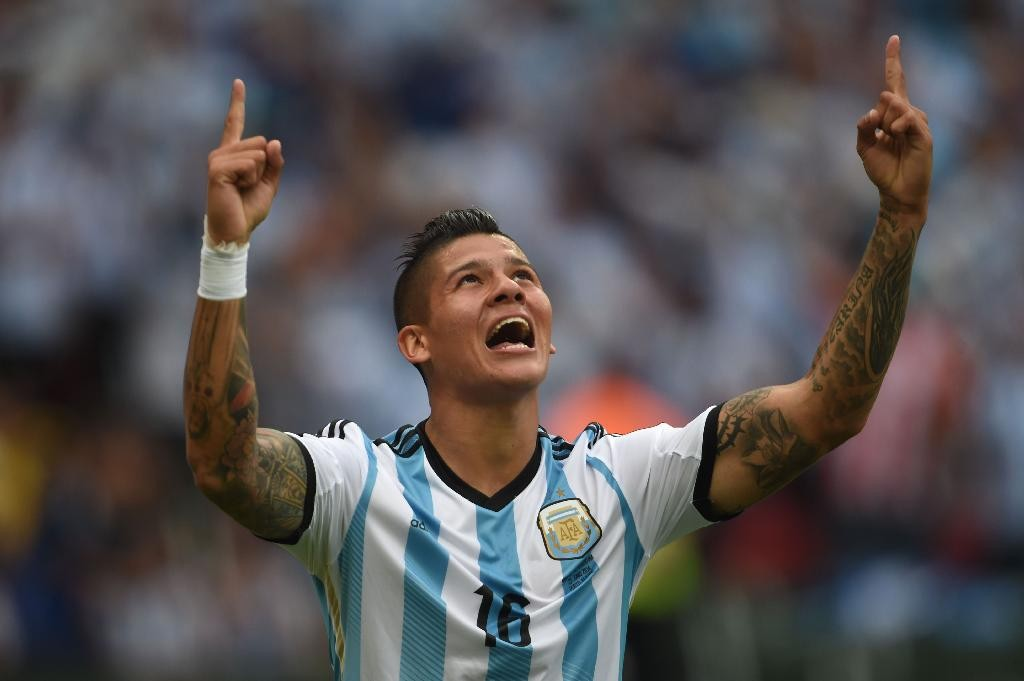 Marcos Rojo had a fantastic 2014 World Cup - Top Shots