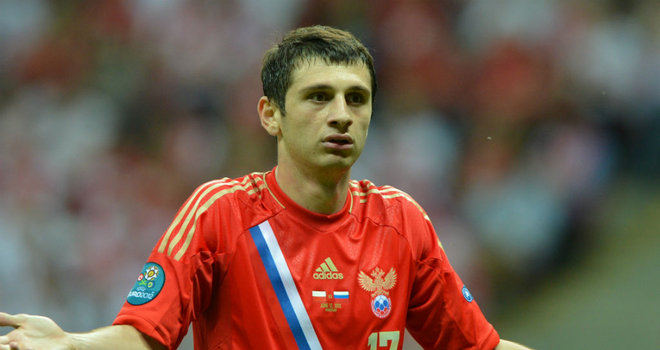 How will Russia replace Alan Dzagoev? - Image via abc