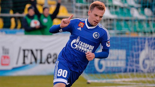 Delkin has been Orenburg's best player this season - Image via abc