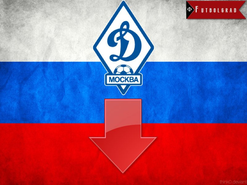 The Worse Case – Dinamo Moscow Relegated
