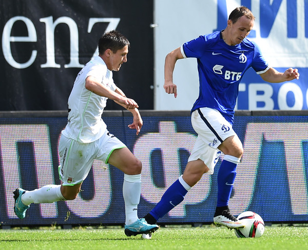 Aleksei Kovalev will miss Dinamo Moscow vs Zenit - Image via abc
