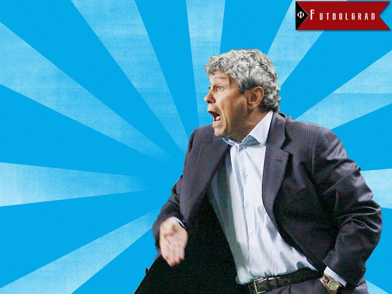 Lucescu Appointed as New Zenit Coach