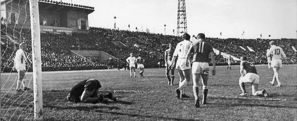 Zorya won the Soviet championship in 1972 - Image via wikimedia.org